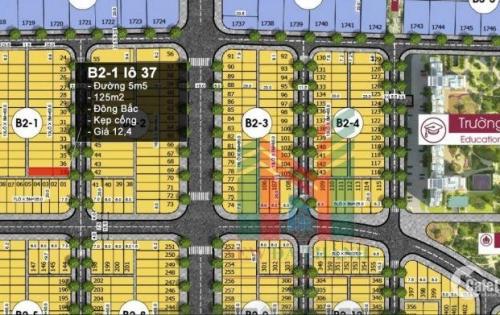 Đất Liên Chiểu Đà Nẵng, đã có sổ đỏ, giá chỉ 12,4 triệu / m2