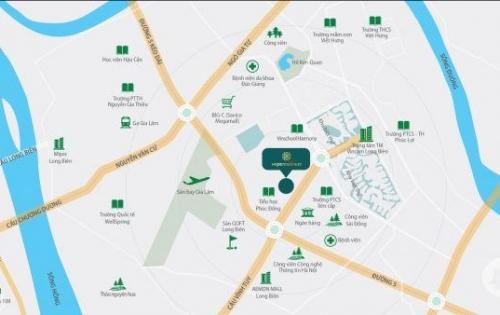 832tr/căn trung tâm quận Long Biên ngay cạnh Vinhome Riverside!!!