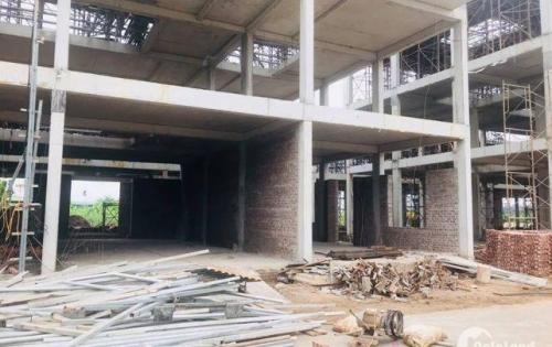 Bán shophouse Khai Sơn City Long Biên