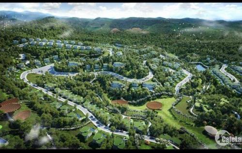 ivory Villas & Resort - Khu nghỉ dưỡng sinh thái kiểu mẫu bậc nhất Hòa Bình.