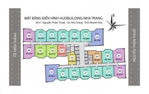 Mở bán HUDBUILDING căn hộ đẳng cấp, giá gốc  CĐT, vị trí vàng, thiết kế tinh tế, thanh toán theo tiến độ, NH hỗ trợ cho vay , LH Vy 0905365024