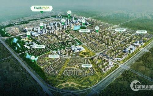 SwanPark-khu đô thị Phú Mỹ Hưng tương lai. LH: 0933112292 (Ms. Xuân)