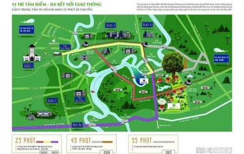 Nhận Booking SwanParK Đông Sài Gòn- Cơ Hội Đầu Tư Đón Đầu Vành Đai 3