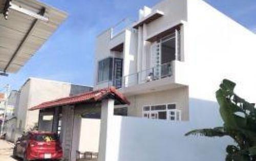 Bán 2 căn nhà trệt lầu mới, trục chính hẻm liên tổ 3-4, quận Ninh Kiều