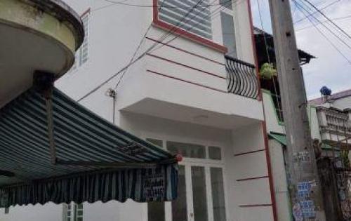 Nhà 1 lầu mới giá rẻ ngay trung tâm thành phố Cần Thơ