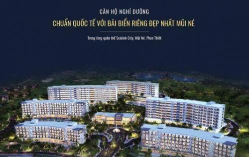 Mở bán đợt cuối căn hộ nghỉ dưỡng biển OCEAN VISTA