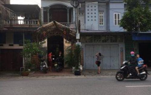 Bán nhà 3 tầng mặt đường Tôn Đức Thắng gần trường nghề Nam Thái Nguyên