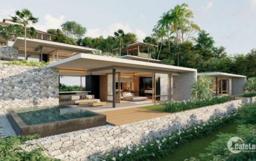 Biệt thự vườn trung tâm Phú Quốc, sát biển. Giá gốc chủ đầu tư - 0907274433