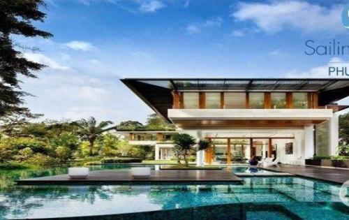 Villas Resort 5*, sở hữu lâu dài, LN 2 tỷ/năm, cạnh CV nước Canada, LH để đặt chỗ: 0903048069