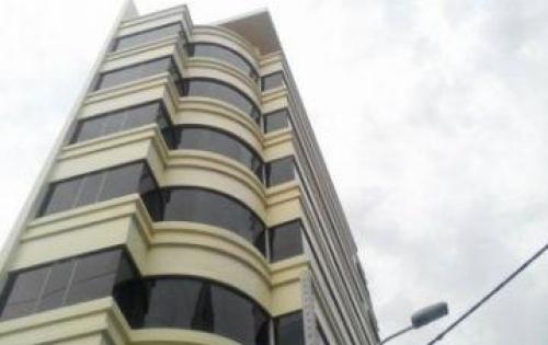Bán nhà Nguyễn Thái Học, DT 7,6 x 20,3m, xây lửng - 10 tầng, sàn 1.420,4m2