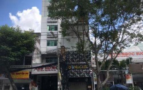 Bán Gấp nhà Mặt tiền đường Nguyễn Trãi, P Nguyễn Cư Trinh, Quận 1. 4,5x21m,Trệt 5 lầu,giá rẻ 49 tỷ