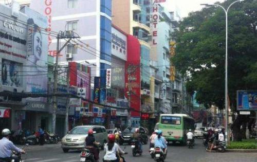 Bán MT Lê Thị Riêng, Phường bến thành, quận 1, DT: 8x16m, xây 3 lầu, giá 58 tỷ