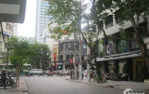 Hàng hiếm 2MT Nguyễn Văn Thủ góc Hai Bà Trưng, Quận 1, DT: 5x20m, 4 lầu, Giá 44 tỷ