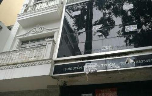 Chính chủ bán gấp nhà 2 mặt tiền Hai Bà Trưng, P Bến Nghé, Quận 1, 4.1x16m, cho thuê 120tr.Giá rẻ chỉ 40.2 tỷ