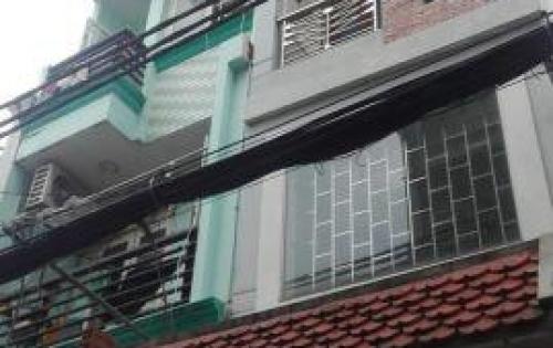 Bán nhà HẺM XE HƠI đường Nguyễn Trãi, phường Nguyễn Cư Trinh, Q.1,nhà 3 lầu, st, đang cho thuê 30tr/tháng.