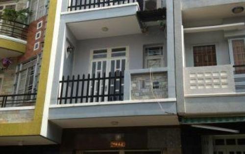 Chính chủ bán căn nhà hẻm xe hơi Đặng Dung, P. Tân Định, Quận 1, giá 4,9 tỷ