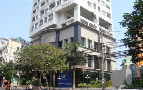Tòa nhà MT Trần Quang Khải, Quận 1, DT: 6x20m, Hầm 6 lầu, giá 55 tỷ