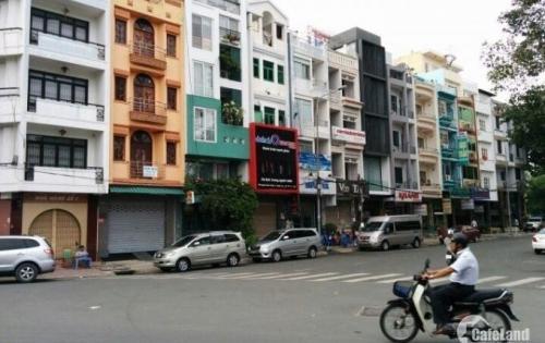 Bán MT Lê Thị Riêng, Phường Bến Thành, Quận 1, DT: 8x16m, xây 5 lầu, giá 56 tỷ