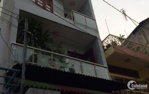Xuất ngoại bán gấp nhà HXH  Điện Biên Phủ, P.11, Q10. DT 5,7m x 12,7m, Giá 9,2 Tỷ