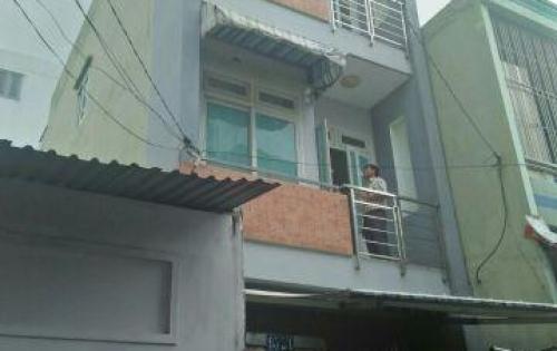 Bán nhà hẻm 93, đường 100 Bình Thới, P. 14 (4x16,4) giá 6,1 tỷ