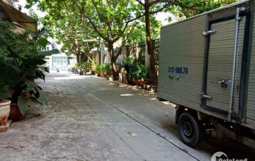 Bán nhà phố hxh Lạc Long Quân, p1, q11, 3 lầu, giá 3.4 tỷ