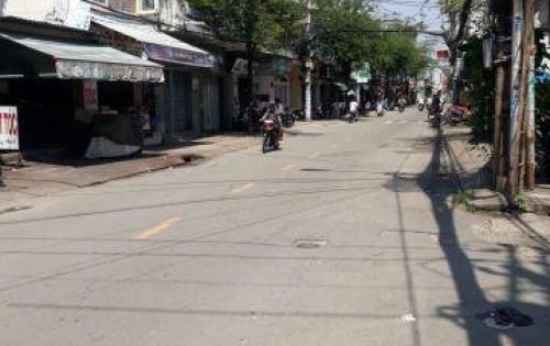 Tin dang co hinhBán nhà nở hậu mặt tiền Phú Thọ, P.2, Q.11 m(213m2) giá 10.5 tỷ