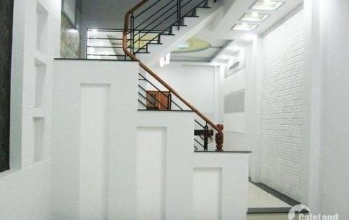 bán nhà đẹp giá rẻ Quận 12. gần Gò Vấp. nhà mới 100%.