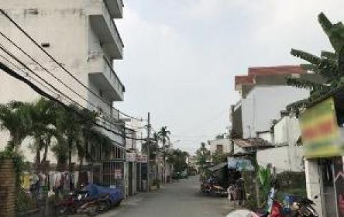 Nhà phố, SHR có sẵn,gần các trung tâm q12