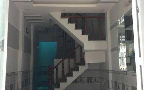 Bán nhà đường Lê Văn Khương Quận 12, vị trí đẹp , mới xây 1 trệt 2 lầu giá 1,4 tỷ
