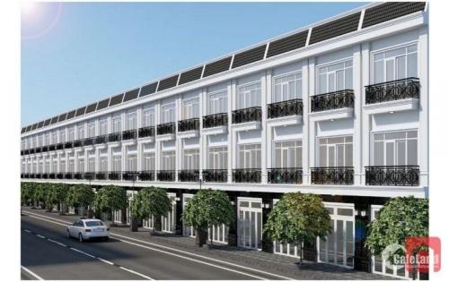 Cần bán căn nhà phố đẹp mới xây nằm gần Ngã Tư Ga Quận 12. Nguyễn Oanh nối dài.