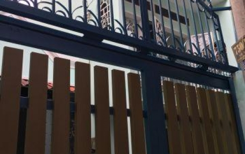 Nhà lầu hẻm Tô Ký, gần trường ĐH Lao động xã hội, hẻm thông. 108m2, giá 3tỷ4. 0909 316 566