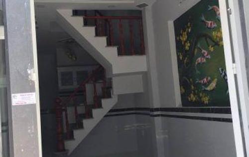 Cần bán nhà ở Tân Thới Hiệp,Q12 , nhà mới xây , 1 trệt 2 lầu nội thất cơ bản
