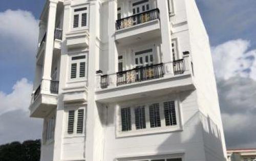 Chính chủ cần bán nhà mới xây 5x12 Tô Ngọc Vân , quận 12