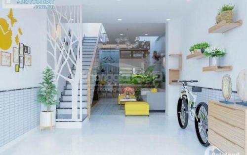 Bán nhà phố tại Đường Hà Huy Giáp, Phường Thạnh Xuân, Quận 12, Tp.HCM diện tích 75m2 giá 1,28 Tỷ