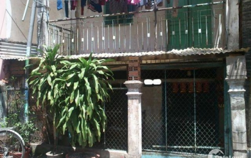Bán nhà mặt tiền Lê Văn Khương nối dài, 5x20m, nhà nát tiện xây mới.