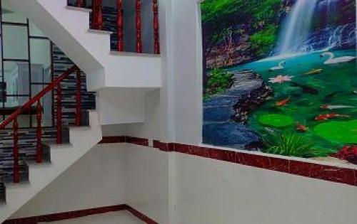 Bán nhà đường Lê Văn Khương Quận 12, gần cty bia tiger, mới xây 1 trệt 2 lầu giá 1,41 tỷ