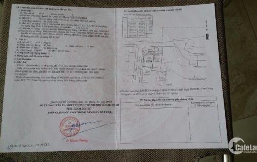 Bán nhà hẻm 984 Hà Huy Giáp, Thạnh Lộc. Quận 12.  Thích hợp cho Gia đình trẻ. Tặng nội thất.
