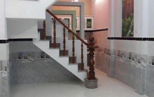 Nhà mới xây đối diện hãng bia Tiger đường Lê Văn Khương nối dài Lê Đức Thọ