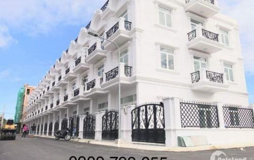 Công ty cổ phần nhà phố Việt Nam mở bán 24 căn nhà phố