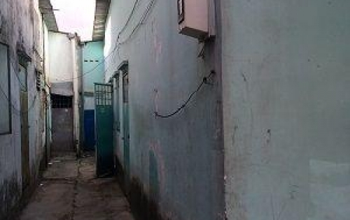Dãy nhà trọ 5 x 17m giá 2 tỷ 400tr đường Nguyễn Thị Đặng, hẻm rộng 3m.