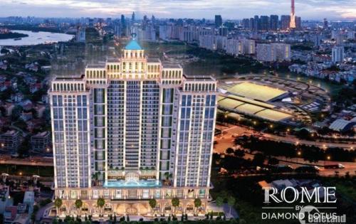 Cơ Hội Đầu Tư Rome Diamond Lotus từ 59 triệu/m2có cao không, để có thể mua?