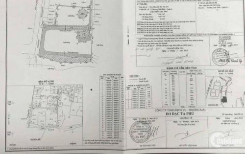 Bán lô đất rộng hơn 7.000 m2, Thảo Điền, Quận 2.
