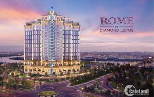 Lâu Đài Kiến Trúc Cổ Điển La Mã Rome Diamond Lotus ở Trung Tâm Quận 2