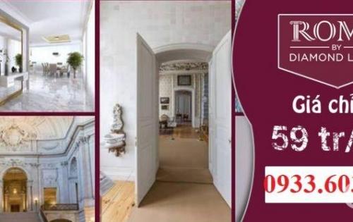 Siêu phẩm dự án căn hộ Hot nhất Q2 - Rome Diamond Lotus 0933 603 209