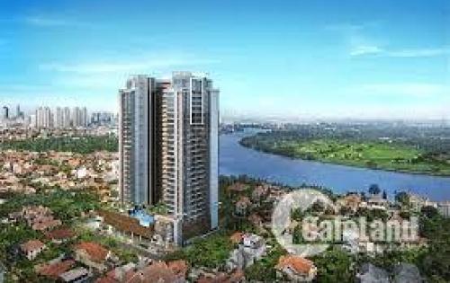 Cần bán gấp căn hộ chung cư The Nassim Thảo Điền quận 2,85m2, 2 phòng ngủ, tầng cao, view sông, giá 5,9 tỷ.LH: 091246049(Hòa)