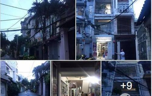 HXH, Chính chủ bán nhà 50m2, Quận 3, Hồ Chí Minh. Giá 6.5 tỷ.