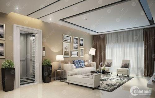 Gấp: Cần bán nhà mặt tiền có Hầm+6 tầng đường Võ Thị Sáu, phường 6, Quận 3. DT 4.5*18m, giá 32 tỷ