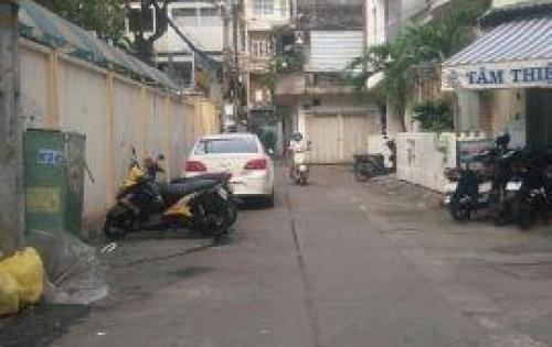 Bán nhà Hẻm xe hơi Nguyễn Thiện Thuật. P2,Q3. DT: 3,6x12,2 Giá: 5,3 tỷ tl
