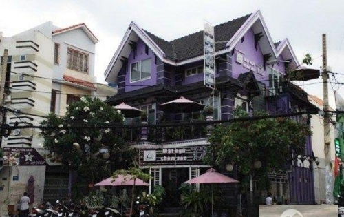 Duy nhất Biệt thự nghỉ dưỡng trung tâm Quận 3, Đường Trương Định, P.6, Quận 3, DT: 990m2, giá 180tr/m2