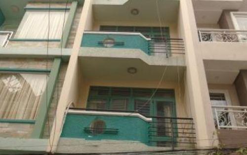 Bán nhà HXH Trần Quang Diệu, Phường 14, Quận 3, DT: 4x11m, trệt, 3 lầu, giá 6,3 tỷ.